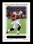 2005 Topps #159  DeAngelo Hall  Front Thumbnail