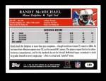 2005 Topps #149  Randy McMichael  Back Thumbnail