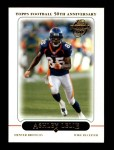 2005 Topps #222  Ashley Lelie  Front Thumbnail