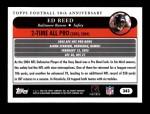 2005 Topps #343   -  Ed Reed All-Pro Back Thumbnail