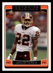 2006 Topps #66  Carlos Rogers  Front Thumbnail