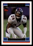 2006 Topps #191  Champ Bailey  Front Thumbnail