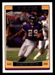 2006 Topps #11  Chester Taylor  Front Thumbnail