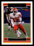 2006 Topps #243  Dante Hall  Front Thumbnail