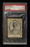 1909 T204 Ramly  Walter Blair  Front Thumbnail