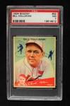 1934 Goudey #82  Bill Hallahan  Front Thumbnail