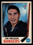 1969 O-Pee-Chee #35  Jim Neilson  Front Thumbnail