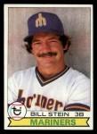 1979 Topps #698  Bill Stein  Front Thumbnail