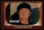 1955 Bowman #297  Dusty Boggess  Front Thumbnail