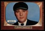 1955 Bowman #265  Albert Barlick  Front Thumbnail