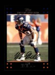 2007 Topps #66  Mike Bell  Front Thumbnail