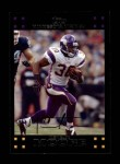 2007 Topps #80  Mewelde Moore  Front Thumbnail