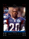 2007 Topps #423   -  Ronde Barber Pro Bowl Front Thumbnail