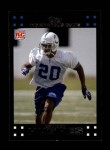 2007 Topps #376  Daymeion Hughes  Front Thumbnail