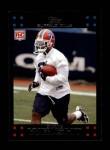 2007 Topps #309  Dwayne Wright  Front Thumbnail