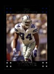 2007 Topps #254  DeMarcus Ware  Front Thumbnail