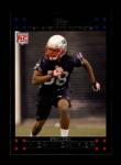 2007 Topps #388  Brandon Meriweather  Front Thumbnail