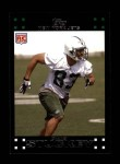 2007 Topps #329  Chansi Stuckey  Front Thumbnail