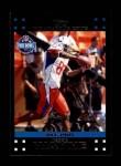 2007 Topps #408   -  Reggie Wayne Pro Bowl Front Thumbnail