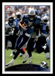 2009 Topps #33  Justin Gage  Front Thumbnail