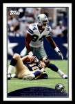 2009 Topps #80  DeMarcus Ware  Front Thumbnail