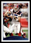 2009 Topps #111  Trent Edwards  Front Thumbnail