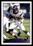 2009 Topps #110  Adrian Peterson  Front Thumbnail