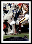 2009 Topps #167  Donnie Avery  Front Thumbnail