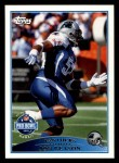 2009 Topps #297   -  Jon Beason Pro Bowl Front Thumbnail