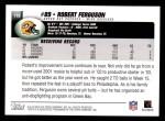 2004 Topps #119  Robert Ferguson  Back Thumbnail