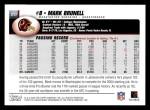 2004 Topps #217  Mark Brunell  Back Thumbnail