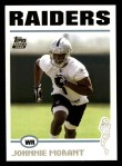 2004 Topps #313  Johnnie Morant  Front Thumbnail