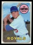 1969 Topps #396  Jim Campanis  Front Thumbnail