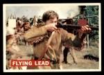 1956 Topps Davy Crockett #12   Flying Lead  Front Thumbnail
