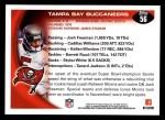 2010 Topps #56   -  Josh Freeman / Kellen Winslow Buccaneers Team Back Thumbnail