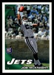 2010 Topps #147  Joe McKnight  Front Thumbnail