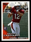 2010 Topps #423  Andre Roberts  Front Thumbnail