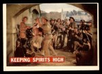 1956 Topps Davy Crockett #63   Keeping Spirits High  Front Thumbnail