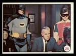 1966 Topps Batman Bat Laffs #28   Batman Robin Comissioner Gordon Front Thumbnail