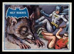 1966 Topps Batman Blue Bat Puzzle Back #35   Holy Rodents Front Thumbnail