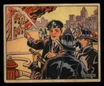 1941 Gum Inc Uncle Sam #98   Auxiliary Fire Corp Front Thumbnail