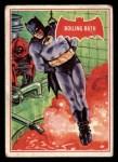 1966 Topps Batman Red Bat #12   Boiling Bath Front Thumbnail