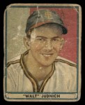 1941 Play Ball #67  Walter Judnich  Front Thumbnail