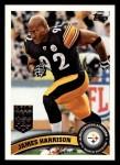 2011 Topps #138  James Harrison  Front Thumbnail