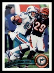 2011 Topps #135  Brian Hartline  Front Thumbnail