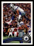2011 Topps #163   Cowboys Team Front Thumbnail