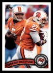 2011 Topps #35   Buccaneers Team Front Thumbnail