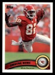 2011 Topps #64  Dwayne Bowe  Front Thumbnail