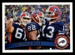 2011 Topps #125   Bills Team Front Thumbnail