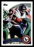 2011 Topps #173  Jacoby Jones  Front Thumbnail